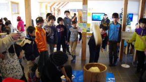 【報告】鳥の巣箱作り&お餅つき大会
