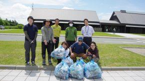 【報告】 7/15(水)サロベツ原野清掃を行いました!