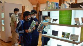 【報告】9月3日(木)、北海道開発局稚内開発建設部の主催で豊富中学校出前講座が行われました。
