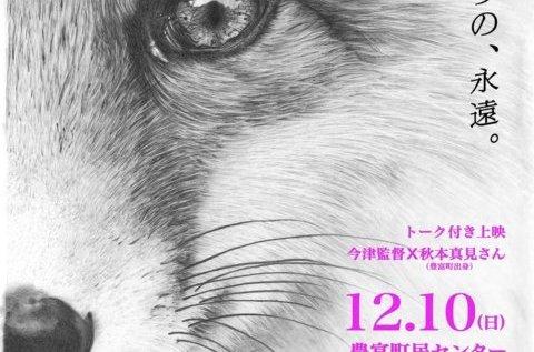 【お知らせ】 12/10(日) 映画 『生きとしいけるもの』 公開決定!