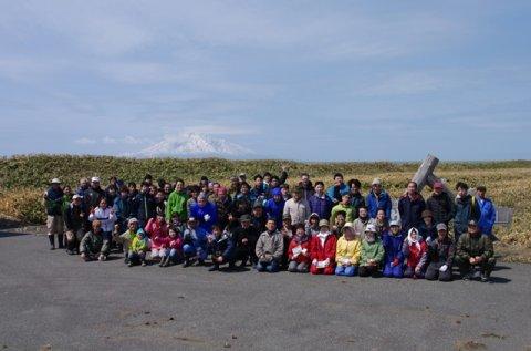 【報告】稚咲内海岸草原ゴミ清掃が行われました