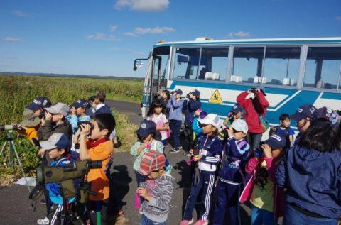 【報告】なまサロ秋の渡り鳥観察会