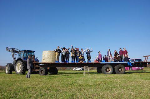 【報告】10/23(水)豊富町周遊ツアーが開催されました
