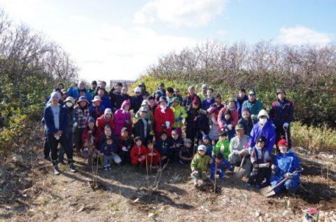 【報告】11/2(土)どんグリーンの森づくりを開催しました。